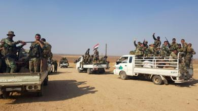 Photo of الجيش السوري يبدأ الانتشار قرب الحدود التركية