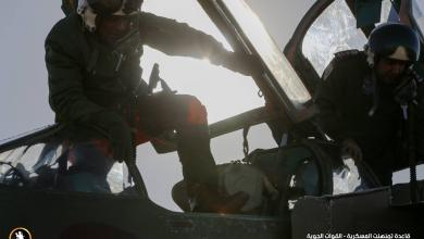 Photo of الإعلام الحربي: سلاح الجو استهدف أكبر مخزن للأسلحة والمعدات داخل مصراتة