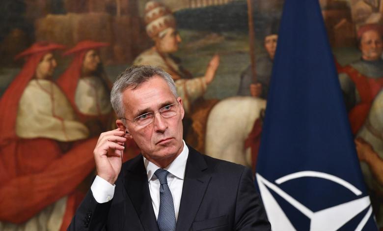 الأمين العام لحلف شمال الأطلسي ينس ستولتنبرغ