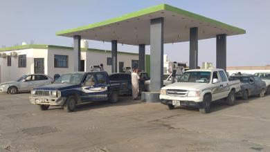 صورة بلدي سبها لـ218: سعر الوقود الرسمي بالمحطات 500 درهم