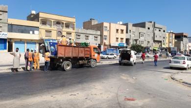Photo of بلدية أبوسليم تعتزم إقامة حلقة نقاش لبحث أزمة تراكم القمامة