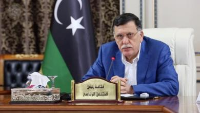 "Photo of الرئاسي: ""طيران أجنبي"" قصف طرابلس ومصراتة"