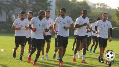 Photo of المنتخب الوطني يتأهب لمواجهة المغرب ودياً