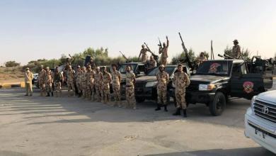 Photo of كتيبة 128 مشاة التابعة للجيش الوطني تسيطر على مواقع جديدة في طرابلس