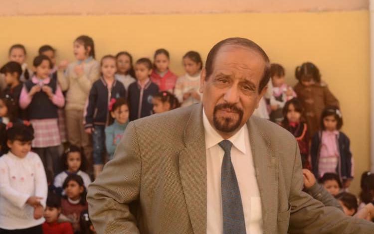 المعلم عاشور بدر ابريك من أساتذة درنة