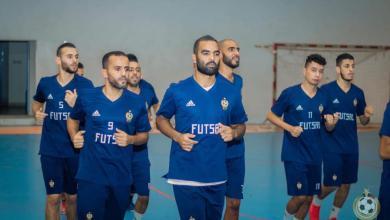 Photo of منتخب الصالات يتأهب لموجهة الجزائر بتصفيات كأس أفريقيا