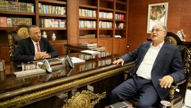 Photo of تشكيل لجنة أزمة لمتابعة مشاريع طبرق