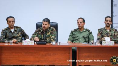 Photo of تواصل حملة إزالة المباني العشوائية في بنغازي