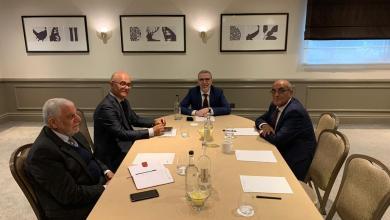 Photo of المؤسسة الوطنية للنفط تعقد سلسلة اجتماعات في لندن