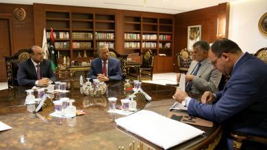 Photo of الثني يعقد سلسلة اجتماعات مع برلمانيين ووزراء