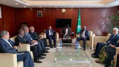 Photo of المشري يدعو لدور أفريقي أكبر في ليبيا
