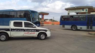 "Photo of ""مكافحة الهجرة"" في بنغازي يُرحّل 98 مصريا"