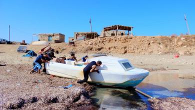 """Photo of """"مُهمة حفرية"""" لاستكشاف آثار ليبيا البحرية (صور)"""