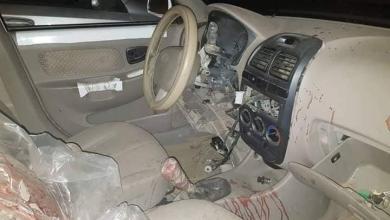 Photo of مجموعة مسلحة تطلق النار على دورية أمنية في سبها