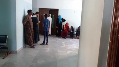 Photo of مركز سبها الطبي استقبل 250 حالة في يوم واحد
