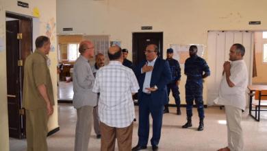 Photo of المعداني يقوم بزيارة عاجلة لمدرسة اليرموك في سرت