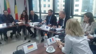 Photo of داخلية الوفاق تجتمع مع سفير الاتحاد الأوروبي لدى ليبيا