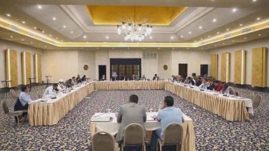 "Photo of ""التناقضات الليبية"" تجتمع في تونس"