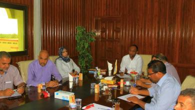 Photo of المجلس التسييري جالو يعقد اجتماعا مع لجنة الصحة وإدارة الخدمات الصحية