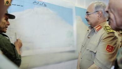 Photo of القيادة العامة: مكافحة الإرهاب ونزع السلاح شرط لاستقرار ليبيا