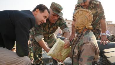 "Photo of الرئيس السوري ""يتحدى أردوغان"".. من إدلب"