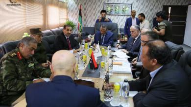 Photo of اجتماع موسّع بالبيضاء يبحث دعم الجيش وزيادة المرتبات