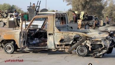 Photo of الجيش يعلن تنفيذ عمليات واسعة بمحاور طرابلس