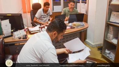 Photo of بلدية زليتن تشرع في تحديث منظومة الأسر النازحة