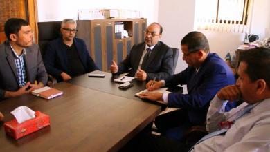 Photo of بلدية بنغازي مستعدة لدعم مشاريع الصليب الأحمر