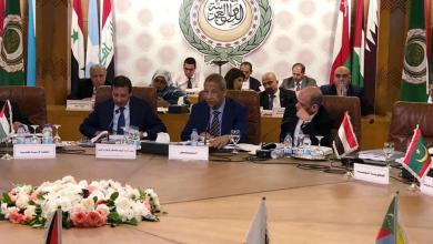 صورة ليبيا تتولى رئاسة مجلس الوزراء العرب عن شؤون البيئة في القاهرة