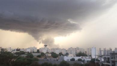 Photo of أمطار غزيرة وبرد.. وتحذير من السيول