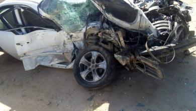 صورة 7 قتلى وجرحى بحادث مروّع بجنزور (صور)