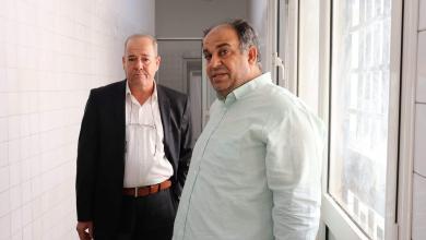 Photo of عميد بلدية بني وليد يتابع إدارة حملة العلاج من اللشمانيا