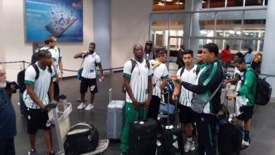 Photo of النصر يصل مالي ويتأهب لبطولة الأندية الأفريقية لكرة السلة