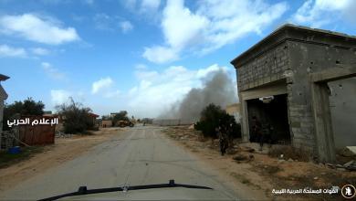 Photo of قوة الاقتحام التابعة للواء 73 مشاة تعلن سيطرتها على الأحياء البرية والكازيرما