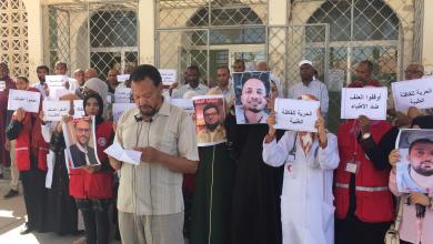 Photo of المجلس البلدي غدامس يُعلن تشكيل غرفة طوارئ بعد حادثة اختطاف قافلة الأطباء