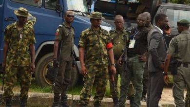 """صورة مقتل جنود نيجيريين في هجوم لـ """"بوكو حرام"""""""