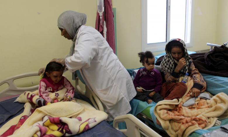 أكثر من 16 مليون طفل يعانون سوء التغذية.. بينهم أطفال ليبيا- صورة إرشيفية