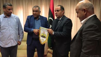 Photo of وفد من رقدالين يلتقي رئيس هيئة الشباب والرياضة