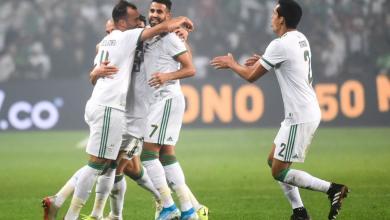 Photo of محرز يقود الجزائر لفوز كبير على كولومبيا