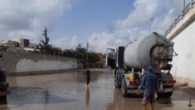 Photo of إدارة الصيانة تدعو المواطنين في طرابلس عدم رمي القمامة على الطريق العام