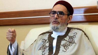 """Photo of الغرياني """"مُعجَبٌ"""" بتدخّل أردوغان في ليبيا"""