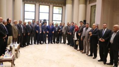 Photo of القيادة العامة ترحب باجتماع النواب في مصر (بيان)