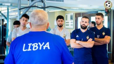 Photo of منتخب الصالات يستأنف تحضيراته لمواجهة الجزائر