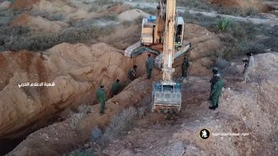 Photo of العثور على مقبرة جماعية في بنغازي (صور)