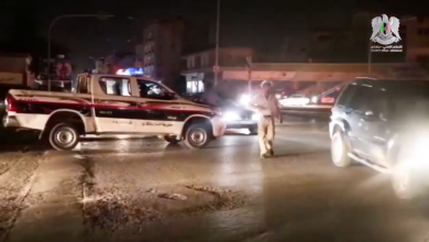 Photo of حملات أمنية لإزالة الزجاج المعتم في بنغازي