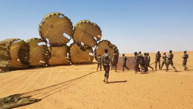 Photo of ضبط أسلحة بكميات كبيرة قرب الحدود الليبية النيجرية