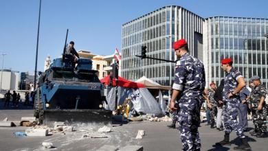 "Photo of الجيش اللبناني يفتح الطرق الرئيسية.. ""بدون اعتراض"""