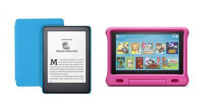 Photo of أمازون تطلق حاسوبين لمساعدة الأطفال على القراءة