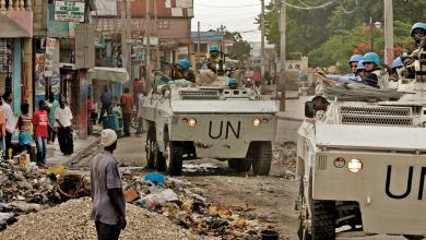 Photo of البعثة الأممية في هايتي تُنهي ولايتها بعد 15 عامًا من المهام المتواصلة